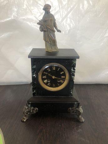 Zegar kominkowy Francuski
