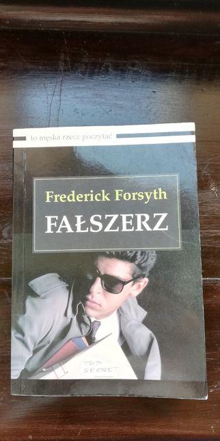"""Frederick Forsyth ,,Fałszerz"""""""