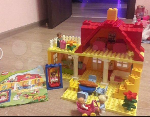 lego duplo семейный дом 5639