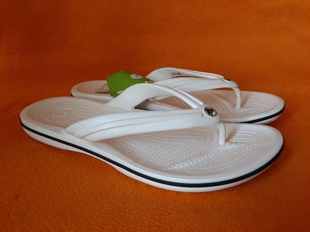 Мужские вьетнамки крокс Crocs Crocband Flip М р.12