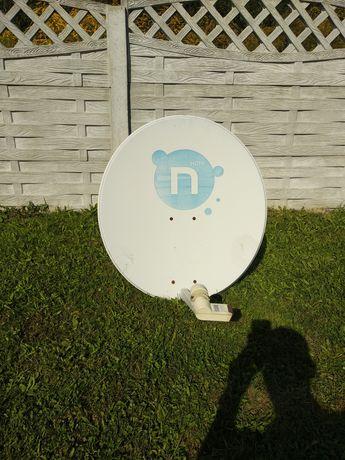 Antena satelitarna HD z uchwytem  80cm