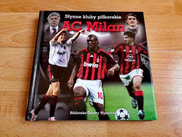 Słynne kluby piłkarskie - AC MILAN, Biblioteka Gazety Wyborczej