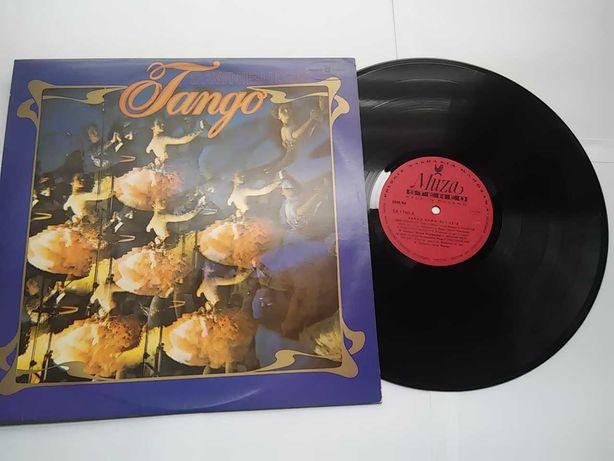 TANGO - Dawniej i dziś - Płyta winylowa LP