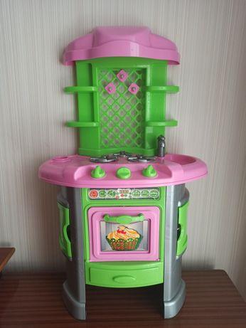 Печка детская, кухня детская