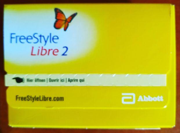 Сенсоры Freestyle Libre 2