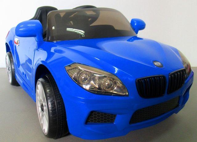 Samochód Beta Blue na akumulator dla dzieci