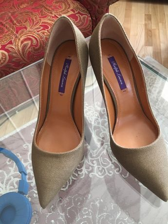 Туфли женские Ralph Lauren