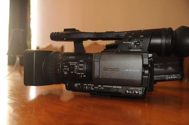 Kamera Panasonic AG HMC 151 - tylko 327h pracy, idealna do wesel