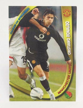 Cristiano Ronaldo 2003-04 Panini Megacraques #132