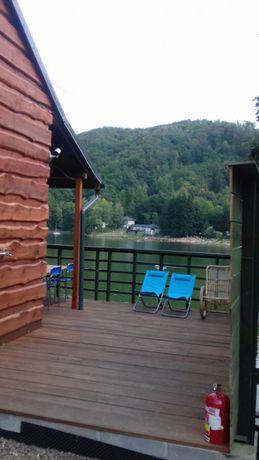 Domek nad jeziorem WOLNY 27.08-7.09.20 i od 15.09