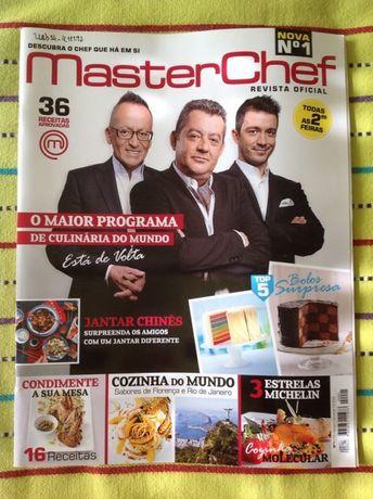 Revista oficial MasterChef - número 1