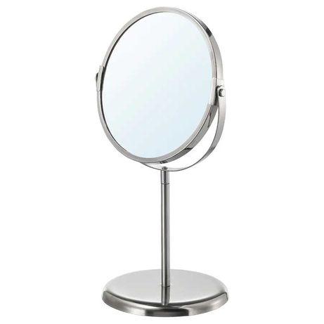 Espelho, aço inoxidável TRENSUM IKEA Toucador