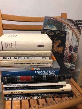 REZERWACJA oddam książki widoczne na zdjęciach (tylko całość)