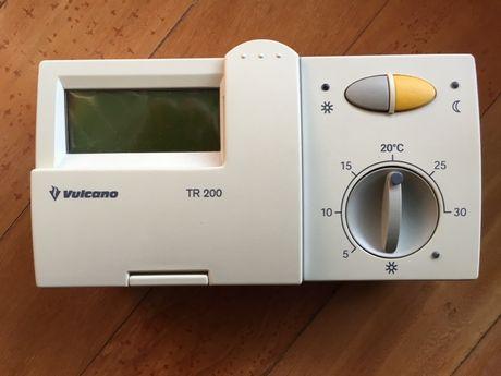 Controlador Termóstato Programável Vulcano TR 200 para caldeira