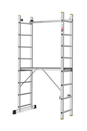 АКЦІЯ!!!Риштування (Польща) алюмінієва помост драбина лестница