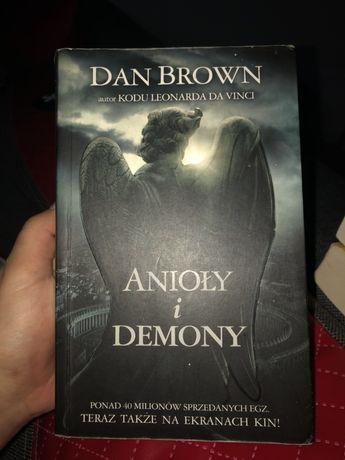 Anioly i demony Dan Brown