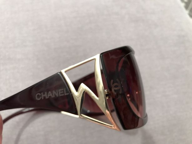 Włoskie okulary sloneczne CHANEL