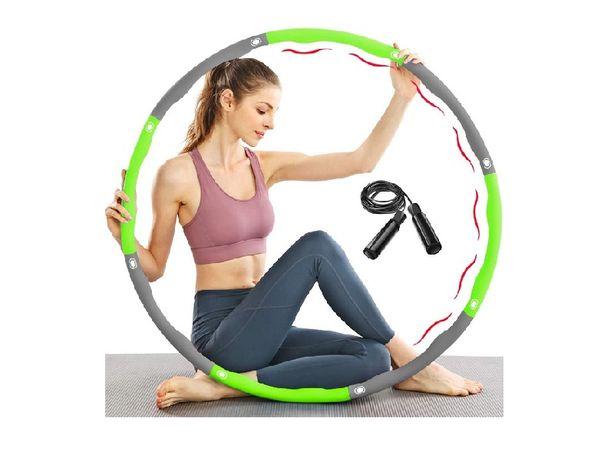 Обруч для фитнеса Хула хуп Ttmow Fitness