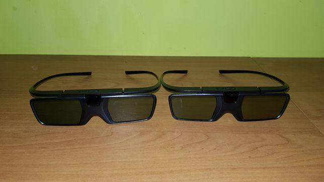 Okulary aktywne 3D Philips PTA519