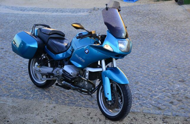 BMW R 1100RS c/extras