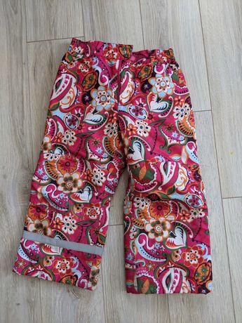 Зимние лыжные штаны комбинезон HM