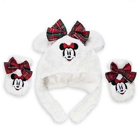 Набор шапка и рукавицы фирмы Disney