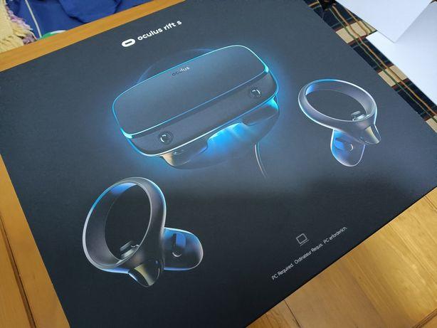 Oculus Rift S - Bom Estado - Garantia