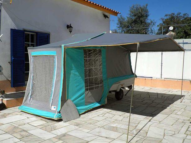 Atrelado tenda Saurium Easy