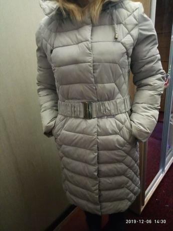 Женская куртка. Зимняя