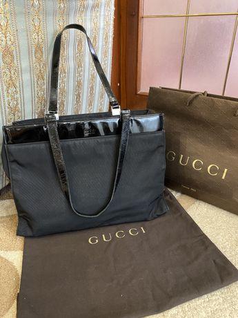 Стильная сумка Gucci (vuitton burberry)оригинал