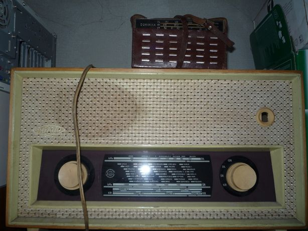 Radio Rondo Sony Kenwood Dominika
