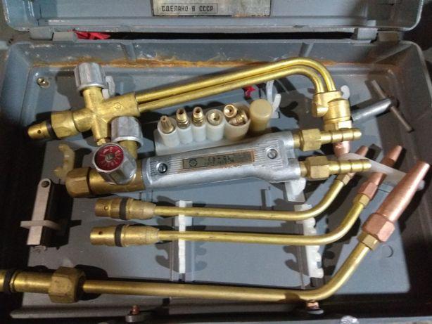 Набор газосварщика КГС-2-02