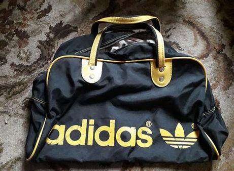 Torba Adidas stara old school