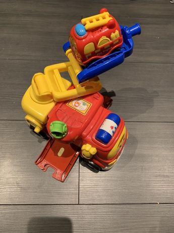 Vtech tut tut toot toot wóz strażacki autka