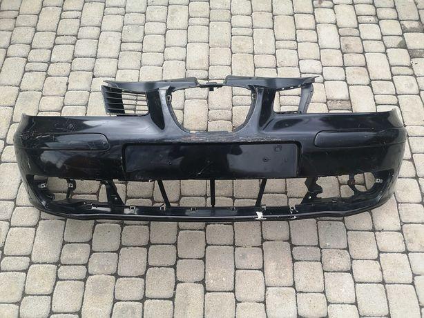 Бампер Seat Ibiza 3 Сеат Ибица 3 (2002-2005) 6L0807221