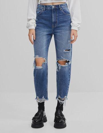 джинсы BERSHKA новые!!!