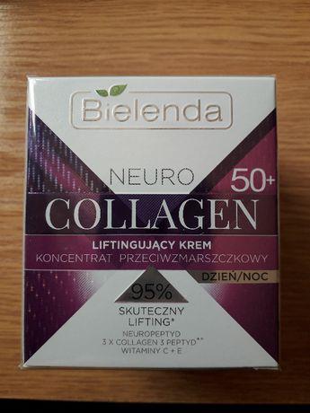 Bielenda Neuro Collagen 50+ Liftingujący krem koncentrat przeciwzm.
