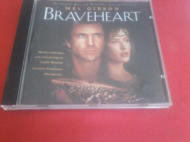 BraveHeart motion picture soundtrack