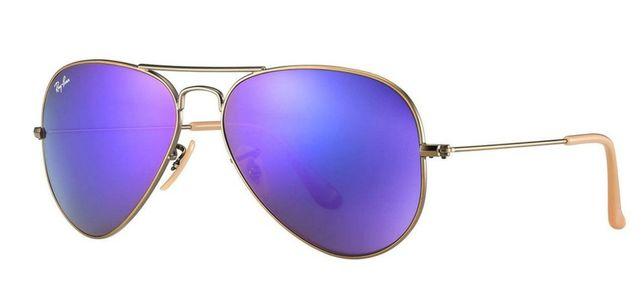 Sprzedam nowe okulary przeciwsłoneczne marki Ray-Ban AVIATOR LARGE MET