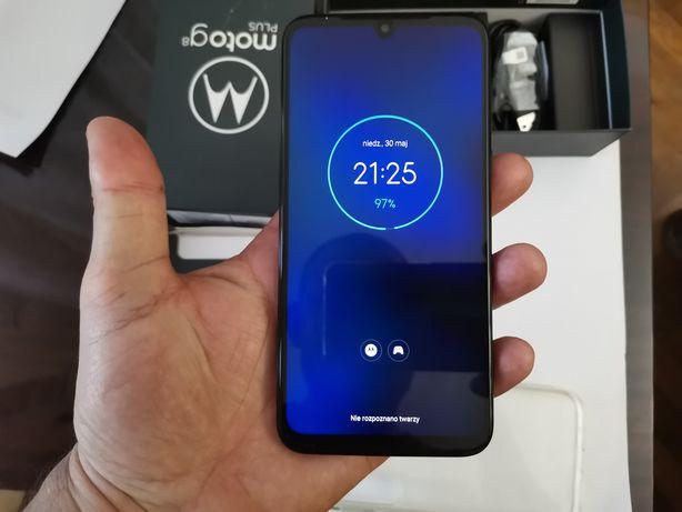 Motorola G8 Plus 4/64 cosmic blue