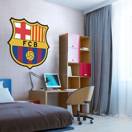 Naklejka FC Barcelona herb