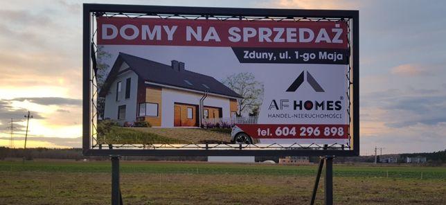 Hit Cenowy !!! Domy na sprzedaż w nowoczesnym i funkcjonalnym stylu.