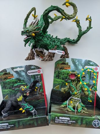 Schleich Шляйх Eldrador монстр горилла растение джунгли Новинка 2020!