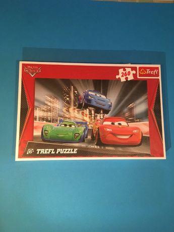 Puzzle Cars 260 elementów - nowe