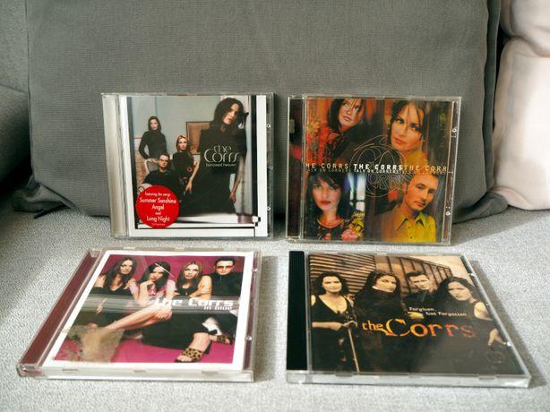 The Corrs - zestaw czterech płyt