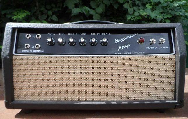 Продам ламповый усилитель Fender Bassman