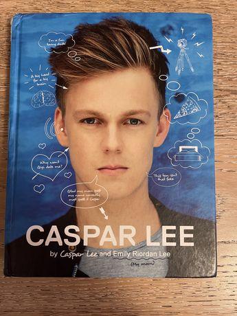 Caspar Lee /книга на английском