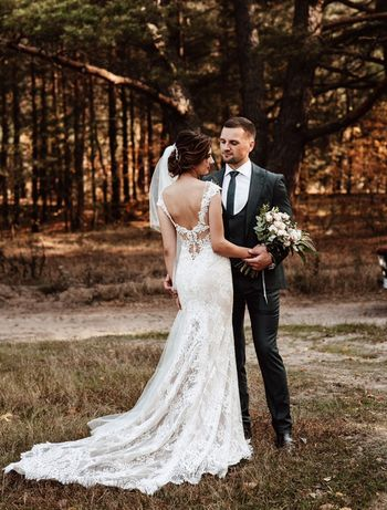 Свадебное платье Pollardi Daria Karlozi