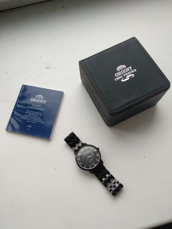 Срочно Часы Orient 6500р