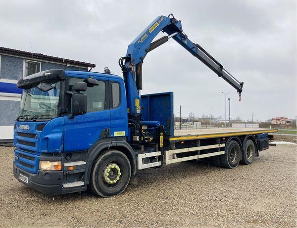 Scania P270 // HDS // Palfinger